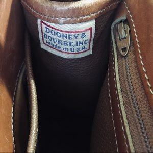 Dooney & Bourke Bags - Vintage Dooney Bourke All Weather Leather Satchel